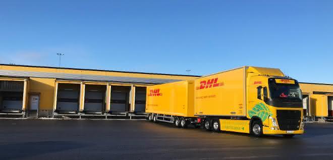 Ziel ist der Elektro-Lkw: DHL Freight und Volvo Trucks kooperieren