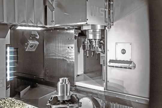 Werkstück-Handling: Spannungsfeld Zerspanung
