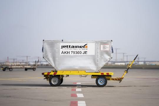 Sunclass Airlines verlängert Zusammenarbeit mit Jettainer