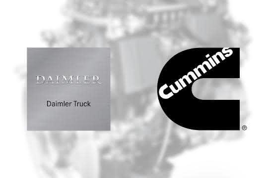 Kooperation mit Motorenhersteller: Daimler Truck AG und Cummins planen globale Zusammenarbeit