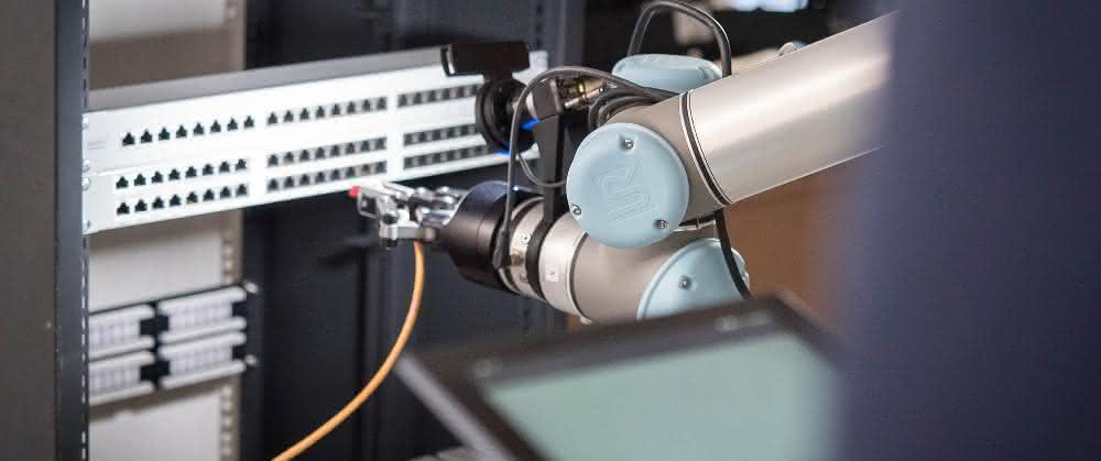 Cobots und KI: Roboter lernen Montage