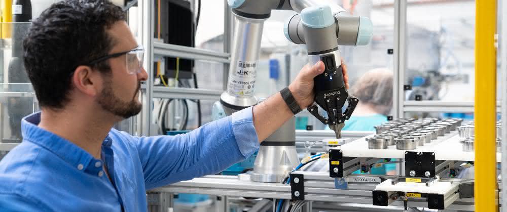 Cobot von Universal Robots
