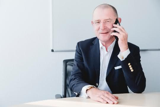 Dr. Erich Bürgel, Geschäftsführer Siemens Digital Industries Software.