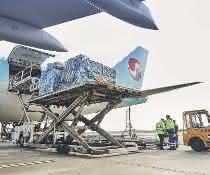 Flughafen Wien als krisensicheres Luftfrachtzentrum etabliert