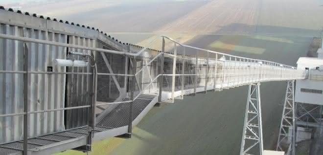 Beumer Group liefert Fördertechnik an die Lafarge Zementwerke