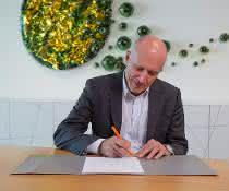 Vanderlande engagiert sich für Klimaschutzversprechen