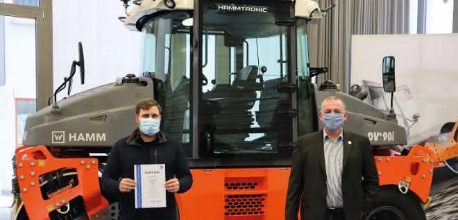 Hamm erhält Zertifizierung für Umweltmanagement-System