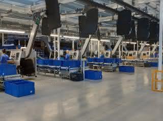 Taschensorter sorgen für Tempo: TGW übergibt Distributionszentrum an Mayoral