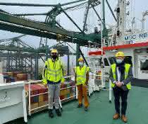 Hafen von Antwerpen: Tiefenrekord in Deurganckdok