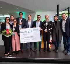 Impression Preisverleihung Start-up Contest
