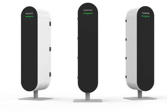 Luftreiniger-Geräte Sasoo