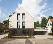 Neuer Baustoff: Ein Wohnhaus aus Infraleichtbeton