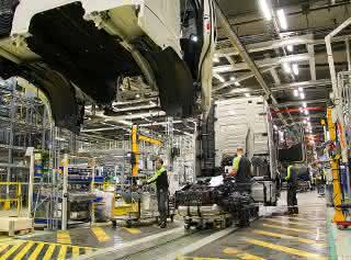 Jetzt gehts los: Produktionsstart der neuen Lkw-Generation von Volvo Trucks
