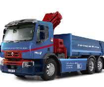 E-Lkw für Fahrzeug-Vermieter: Renault Trucks produziert ersten elektrischen Bau-Lkw