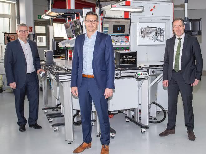 Bott Gruppe übernimmt Arbeitsplatz-Spezialisten Elabo