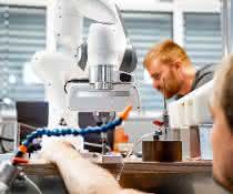 Prozessautomatisierung: Cobots in der Zerspanung