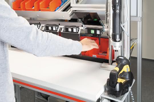 Montagearbeitsplätze: Montagearbeitsplätze mit Cobots
