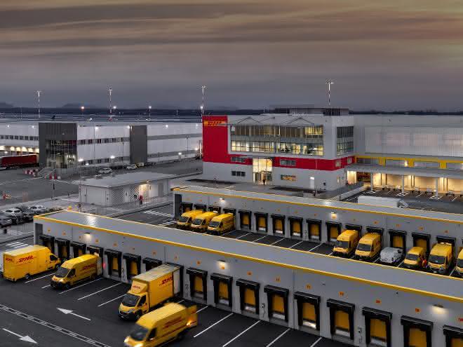 DHL Express eröffnet Drehkreuz am Flughafen Malpensa