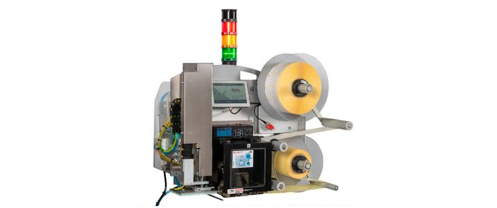 Etikettendruckspender Legi-Air 4050 E