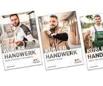 Arbeitskleidung: Kübler bringt Broschürenserie für das Handwerk heraus