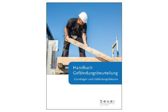 Cover Handbuch zur Gefährdungsbeurteilung