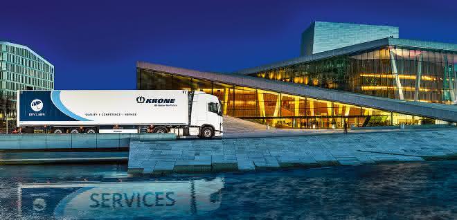 Krone neuer Partner von Alltrucks Truck & Trailer Service