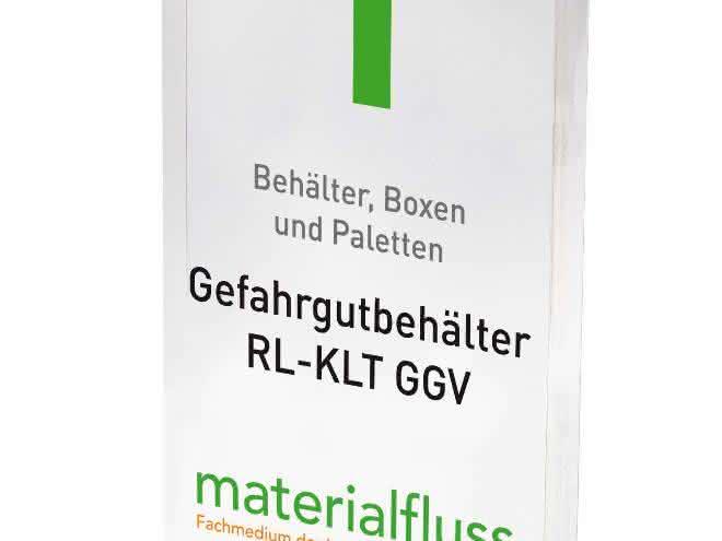 materialfluss PRODUKT DES JAHRES 2021: SSI Schäfer siegt mit dem RL-KLT GGV