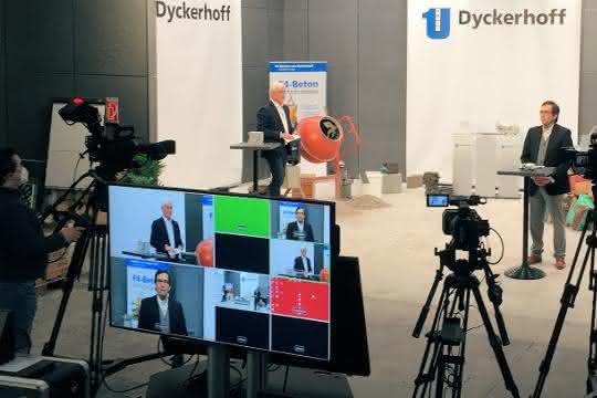 Web-Seminar: Dyckerhoff launcht Web-Event zur Qualitätsoffensive für Transportbeton