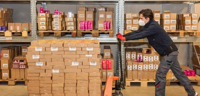 Gebrüder Weiss übernimmt E-Fulfillment für die Mibelle Group