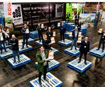 "IFOY Award 2021: ""Best in Intralogistics""-Zertifikate vergeben"