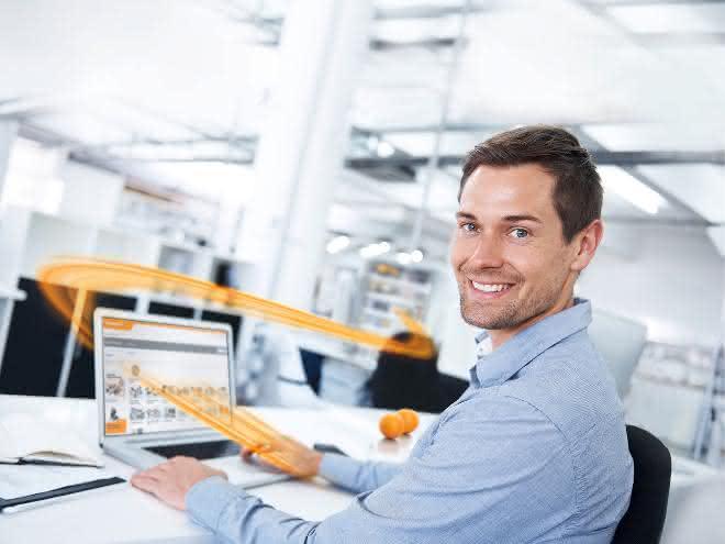 Produkte jederzeit verfügbar: Anlagen schnell realisieren