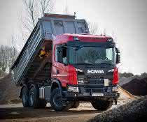 Dreiseitenkipper: Scania Rent erhöht Kipper-Angebot