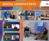Lebhafte Digital Logistics Days von BVL.digital