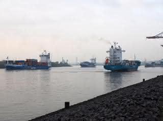 Greening the Fleet im Short Sea Shipping und Binnenschifffahrt