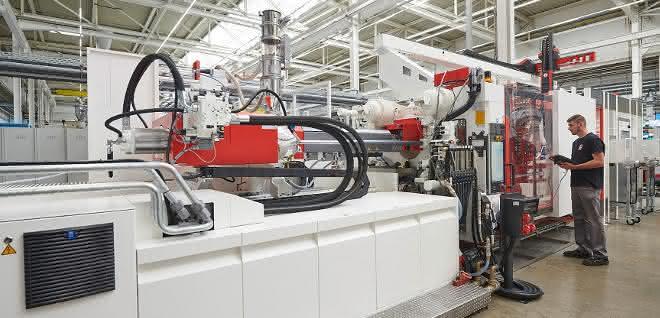 Investitionen in Automatisierung und Management