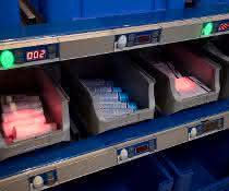 Neue LED-Pointer-Option von KBS bringt Licht in den Behälter