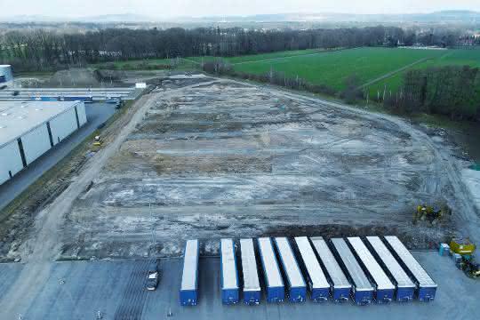 viastore erhält Auftrag für neues Logistikzentrum von WLS