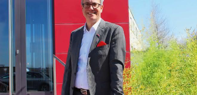 Thomas Rosenberger neuer Bereichsleiter bei Kögel