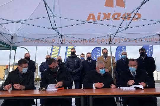 Straßenbauauftrag für 115 Millionen Euro: Infrastruktur-Auftrag in Polen für PORR