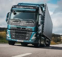 Volvo Trucks gewinnt Red Dot Award für das Design des Volvo FM