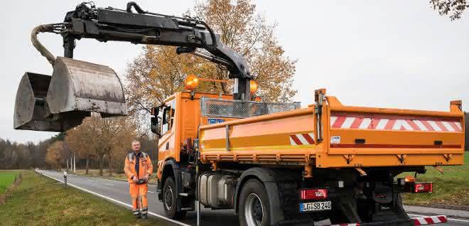 Bau-Lkw: Ein Multitasker für den Betriebshof