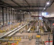 Distributionslager der Zukunft von Nestlé eröffnet
