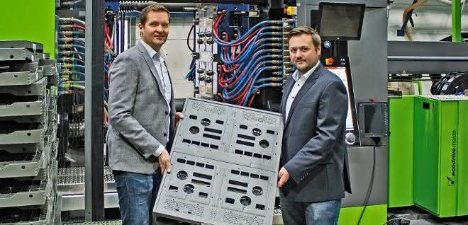 Dominik Lemken und Florian Herkenrath
