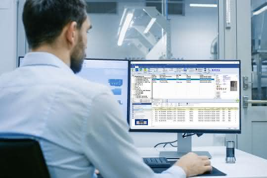 Digitalisierung: Wartung per Software im Blick