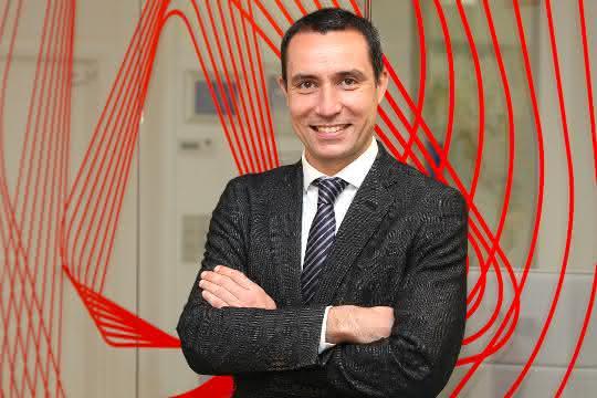 José Manuel Lucio neuer EMEA-Vertriebsleiter von AR Racking