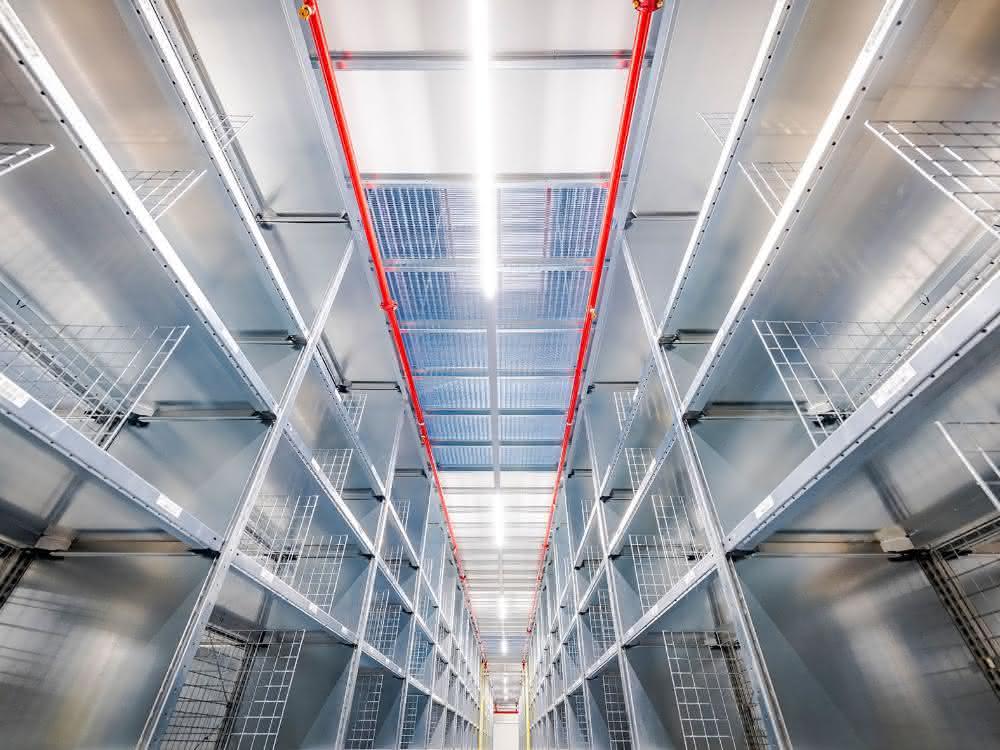 Stahlbeschaffungskrise bedroht Lagertechnik-Hersteller