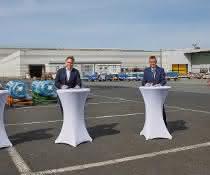 Lufthansa Cargo stellt Weichen für Luftfrachtzentrum Frankfurt