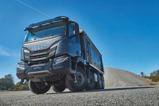 Iveco präsentiert neues Offroad Modell T-Way