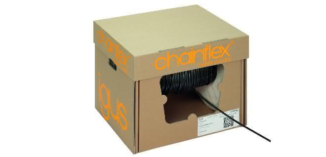 Instandhaltung vereinfachen: Leitung aus der Box