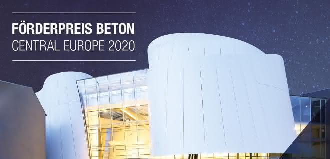 Awards verliehen: Preisträger des Cemex Förderpreises Beton Central Europe 2020 bestimmt